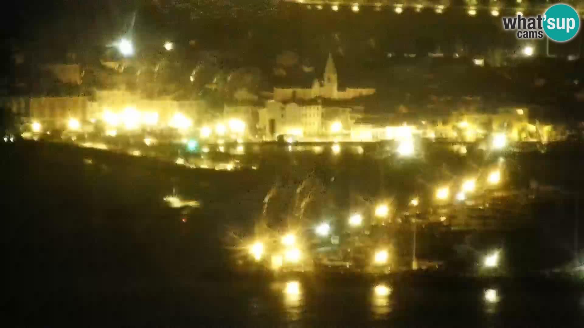 Izola webcam – Herrliche Aussicht von Belvedere Hotels