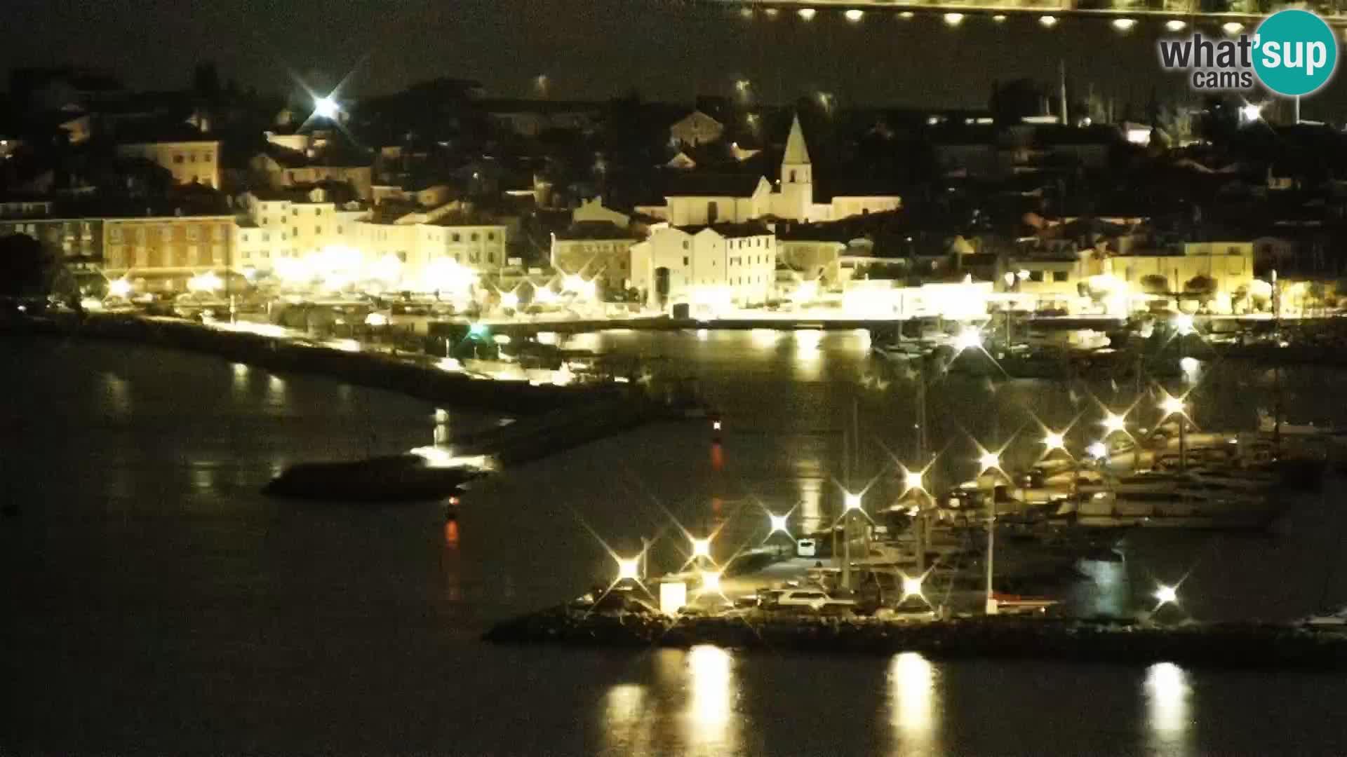 Izola webcam – Amazing view from Belvedere hotels