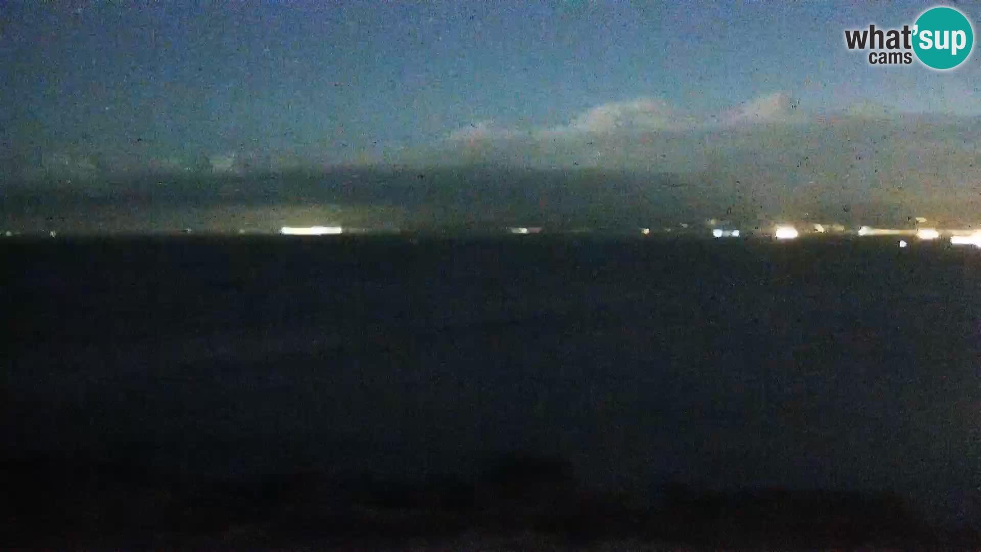 Webcam live Izola – strand San Simon