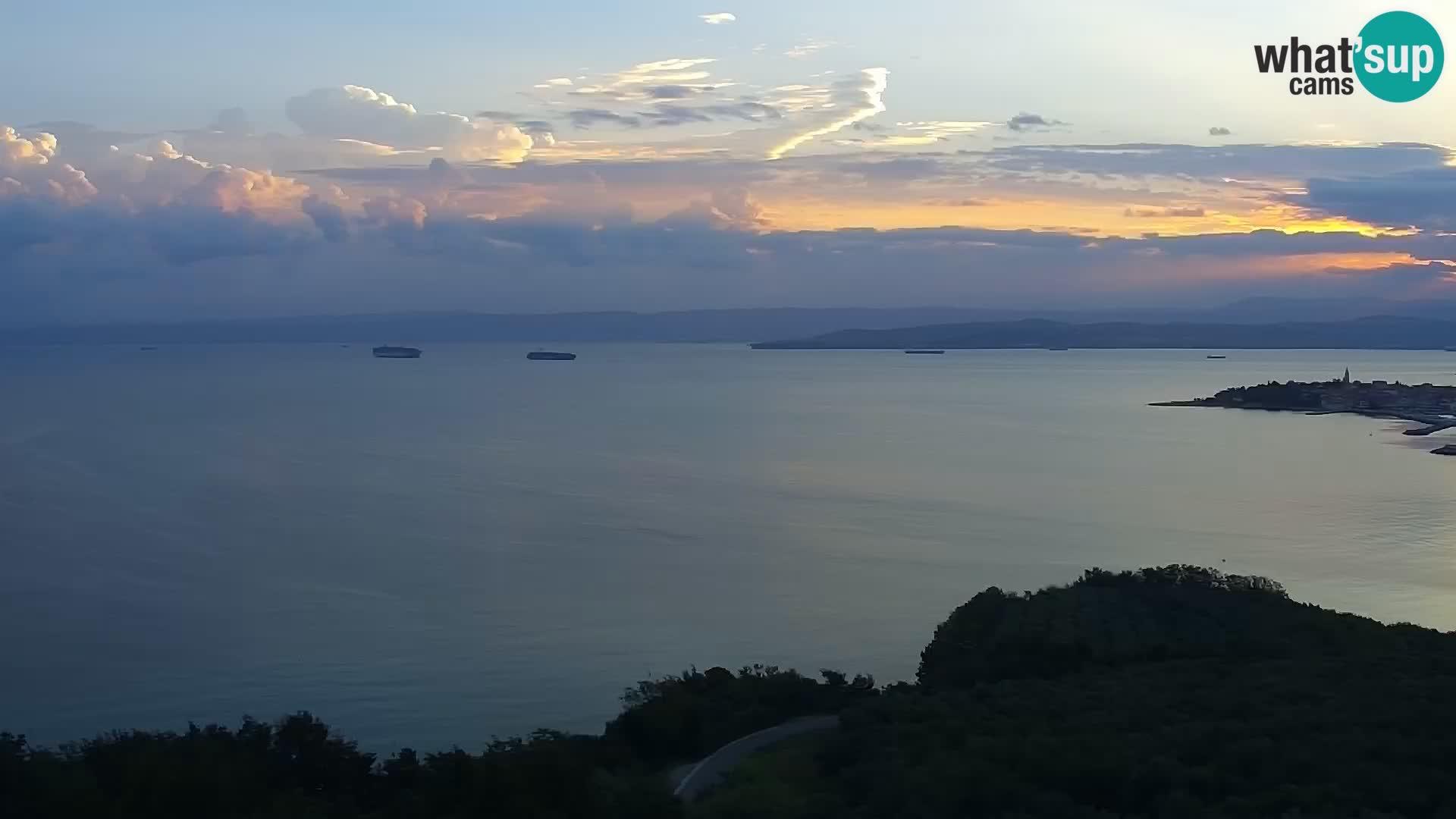 Izola v živo – enkraten pogled  s hotelov Belvedere