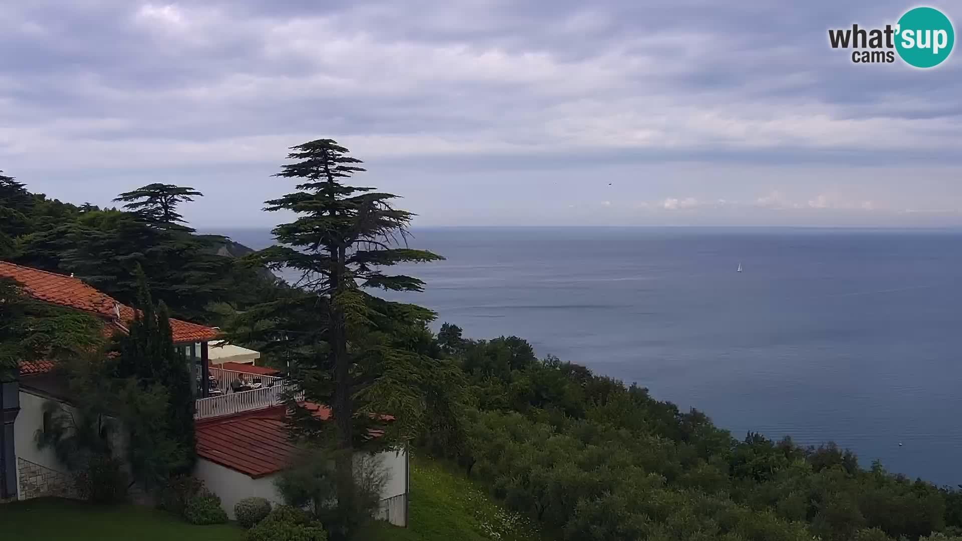 Webcam Izola – plage San Simon