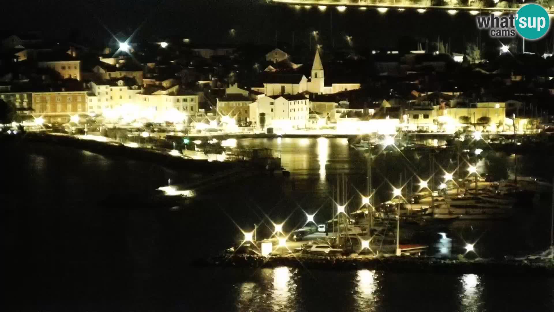 Web Kamera Izola – plaža San Simon
