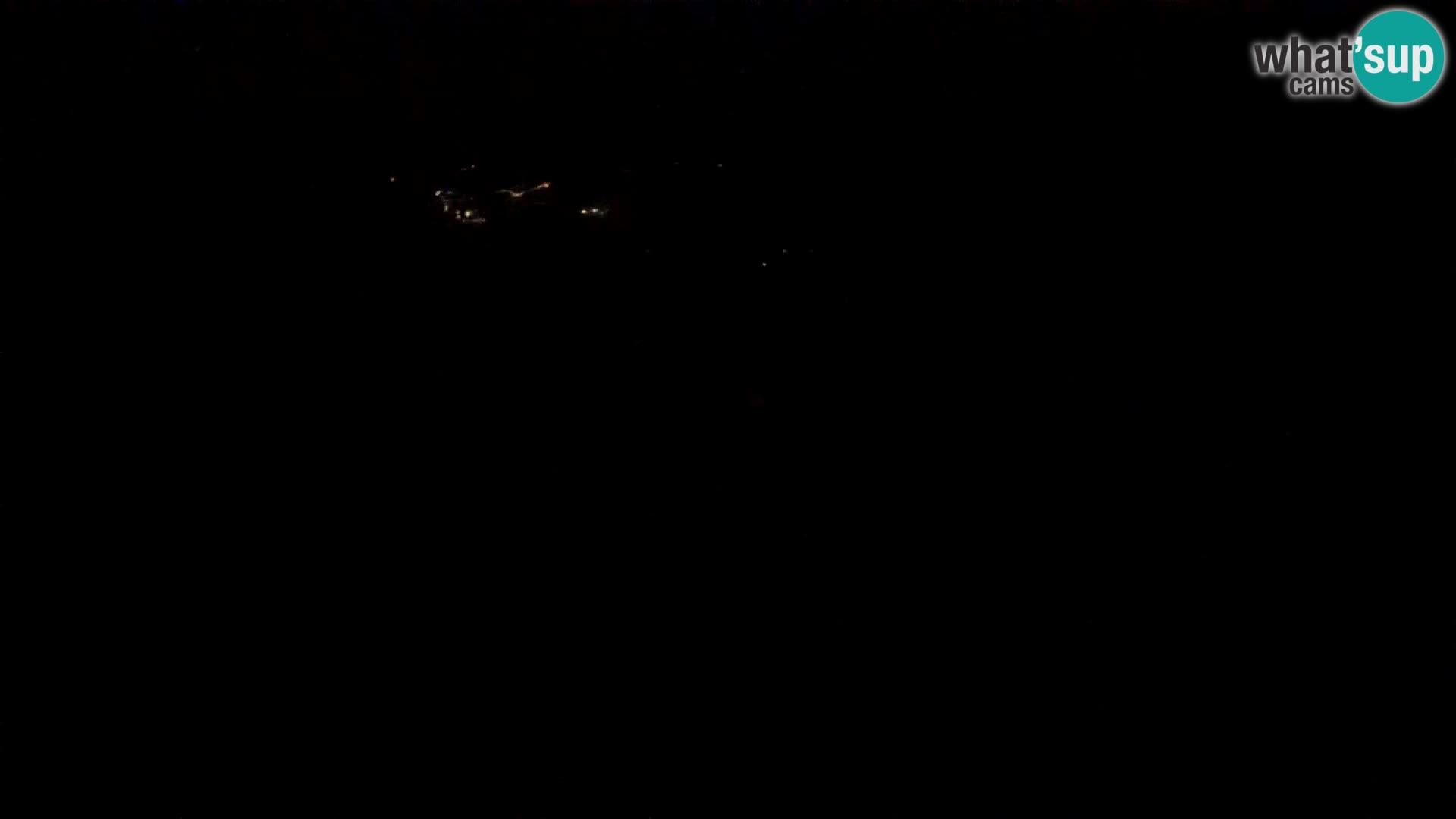 Kanin – Panorama von Flitsch (Bovec)