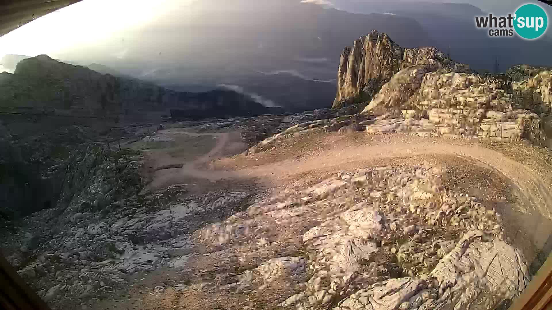 Kanin – Panorama su Plezzo (Bovec)