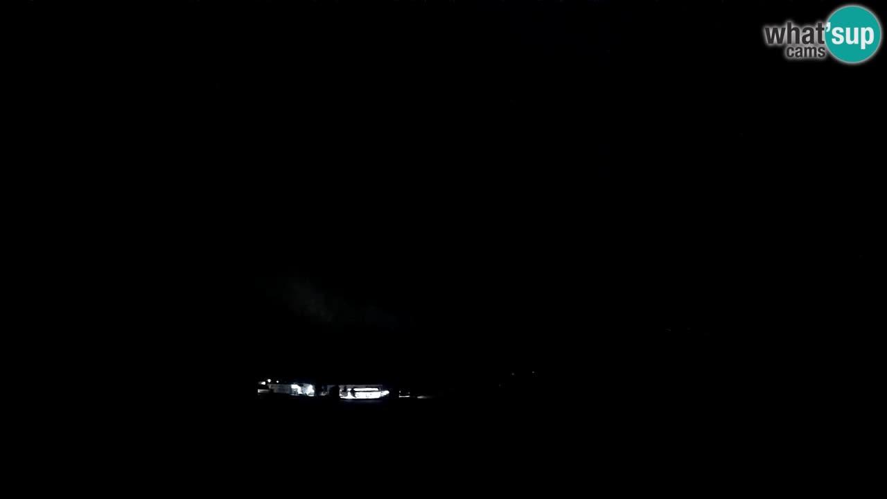 webcam Kobarid – Landefallschirm und Ozbenabstieg