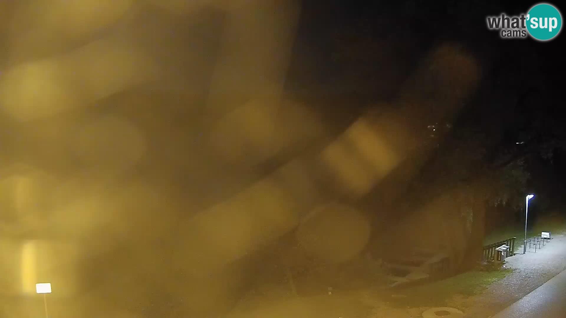 Camera en vivo Lago Kočevje