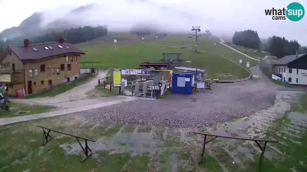 RTC Kranjska Gora – spodnja postaja sedežnice Vitranc 1