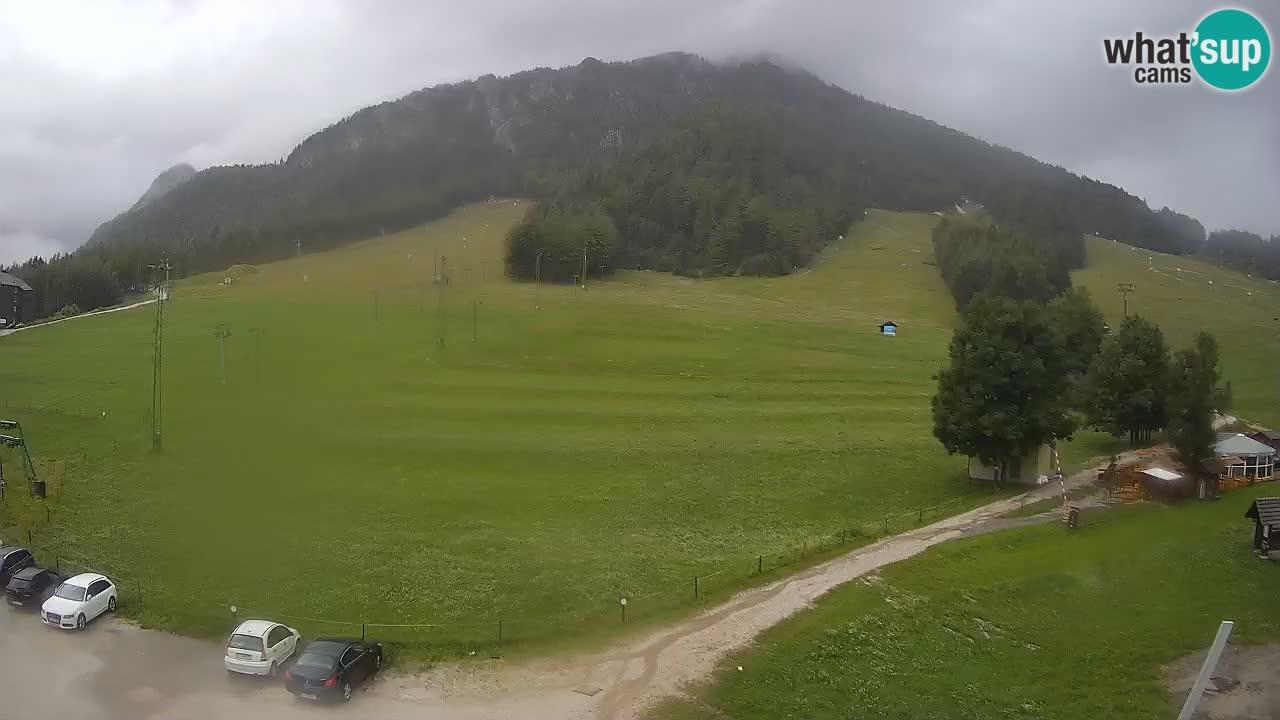 Spletna kamera Kranjska Gora – RTC – Mojca – Rožle