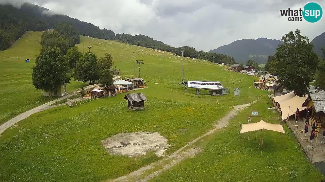 Kamera v Živo Kranjska Gora – RTC – Plaža