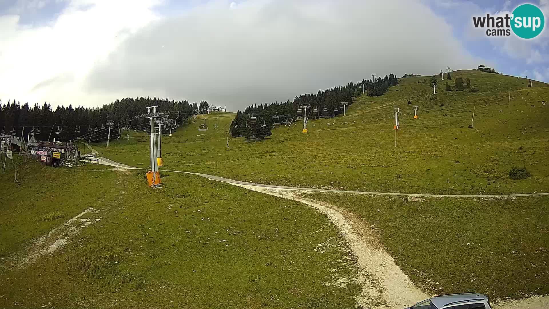Krvavec Ski Center – funicular station