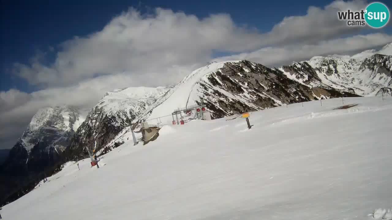 Spletne kamere Krvavec – Vrh Krvavca