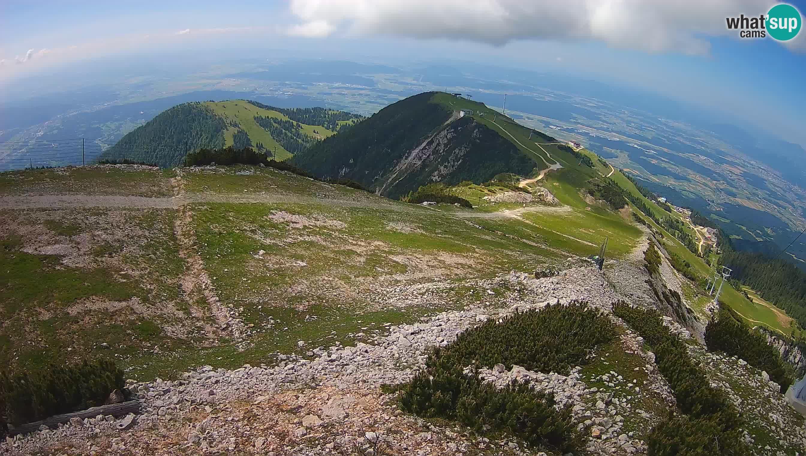 Skigebiet Krvavec – Veliki Zvoh  – 1971m