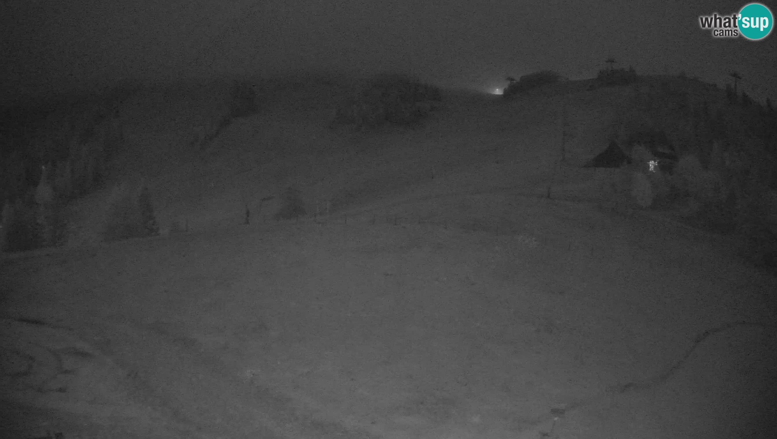 Krvavec Webcam Motorized – Ski resort