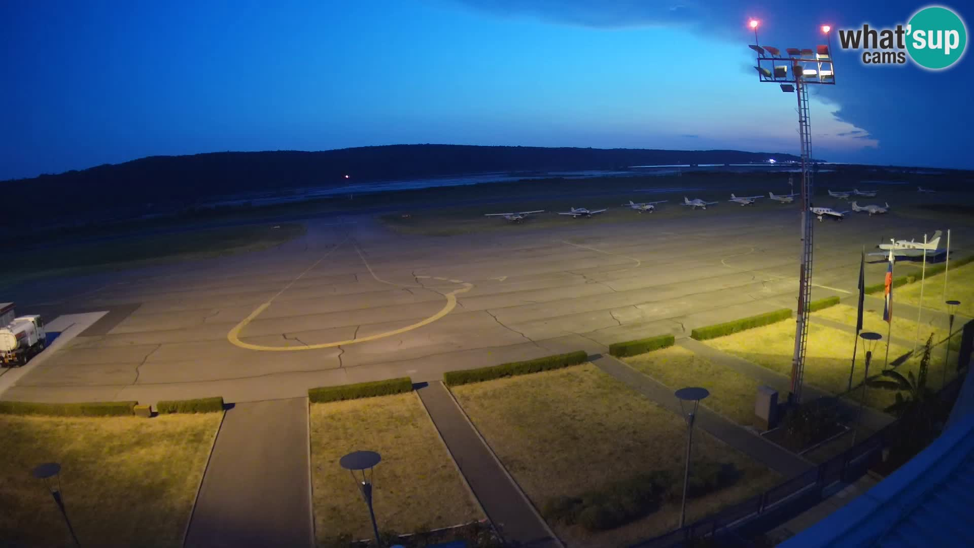 Aeroporto Portorose: LJPZ