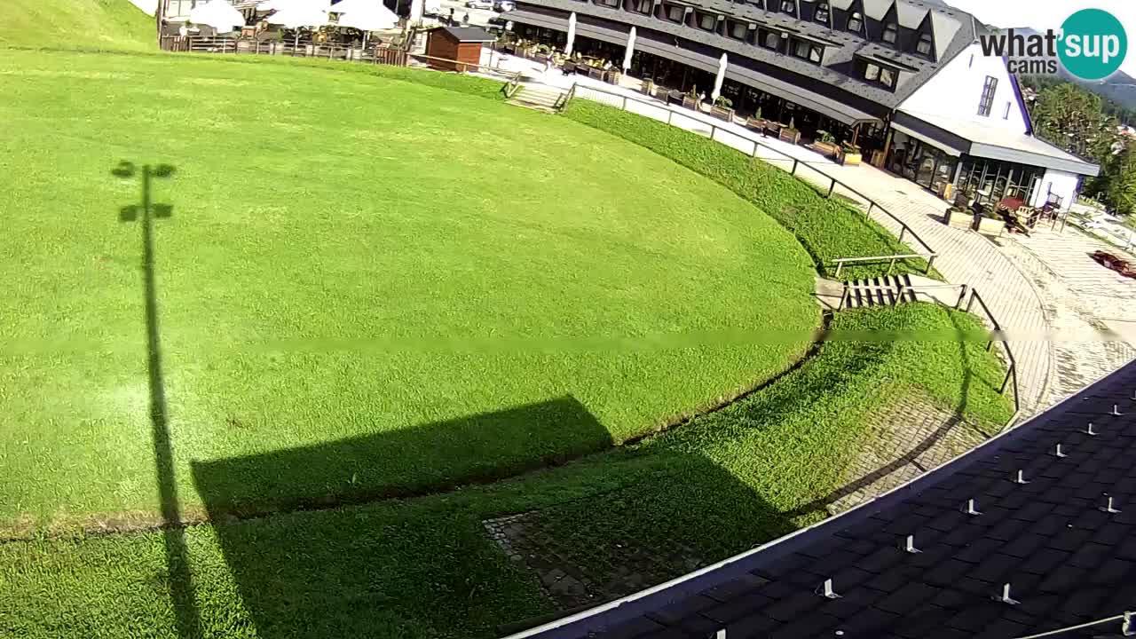 Skigebiet Maribor Pohorje – Arena webcam