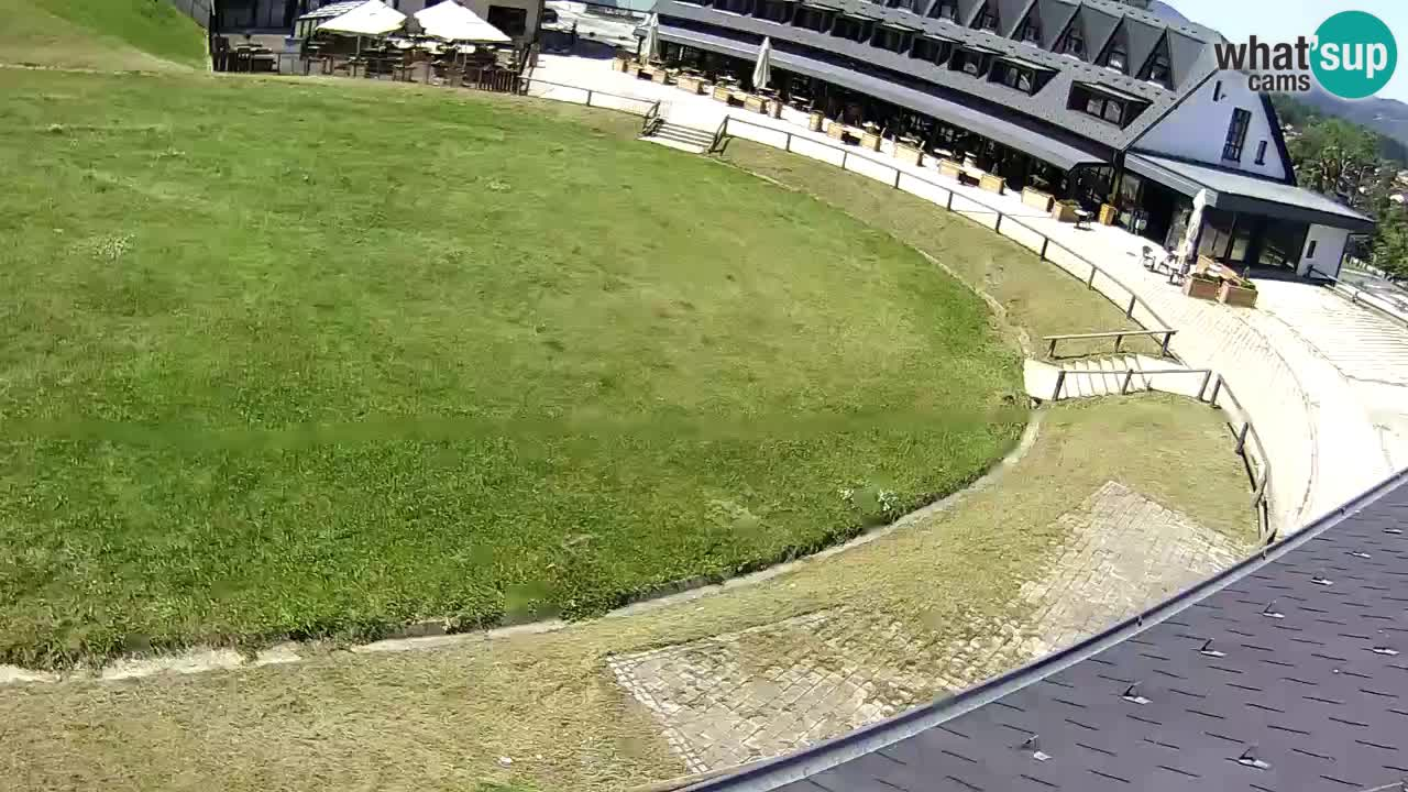 Station ski Maribor Pohorje – Arena livecam