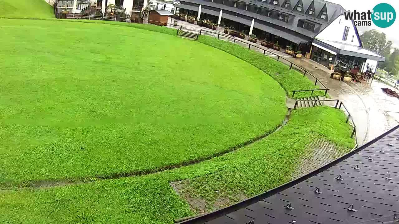 Stazione sciistica Maribor Pohorje – Arena Live