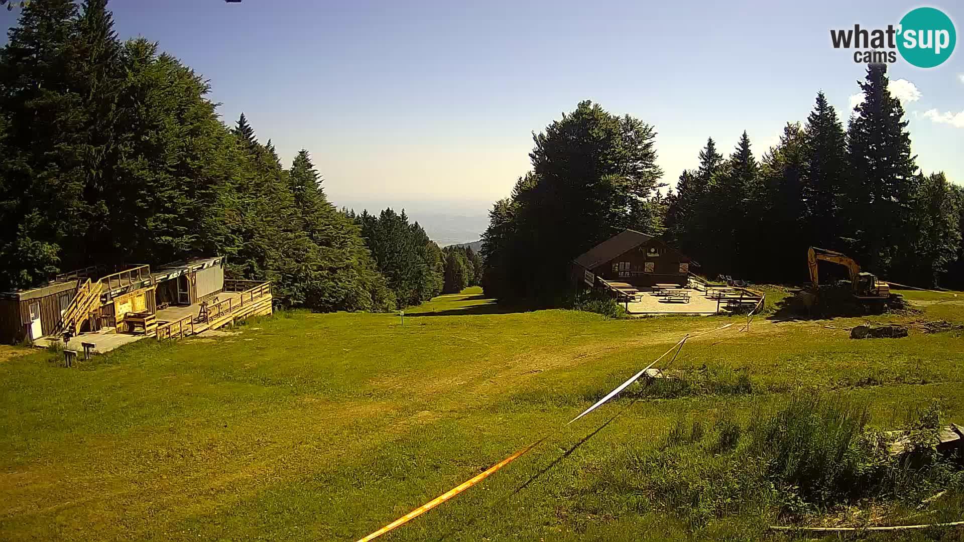 Mariborsko Pohorje – Areh Ruška proga 654