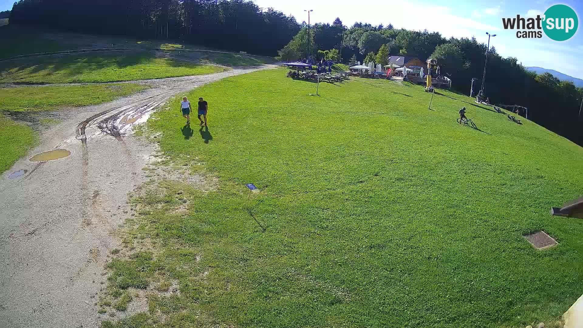 Skigebiet Maribor Pohorje – Trikotna Jasa