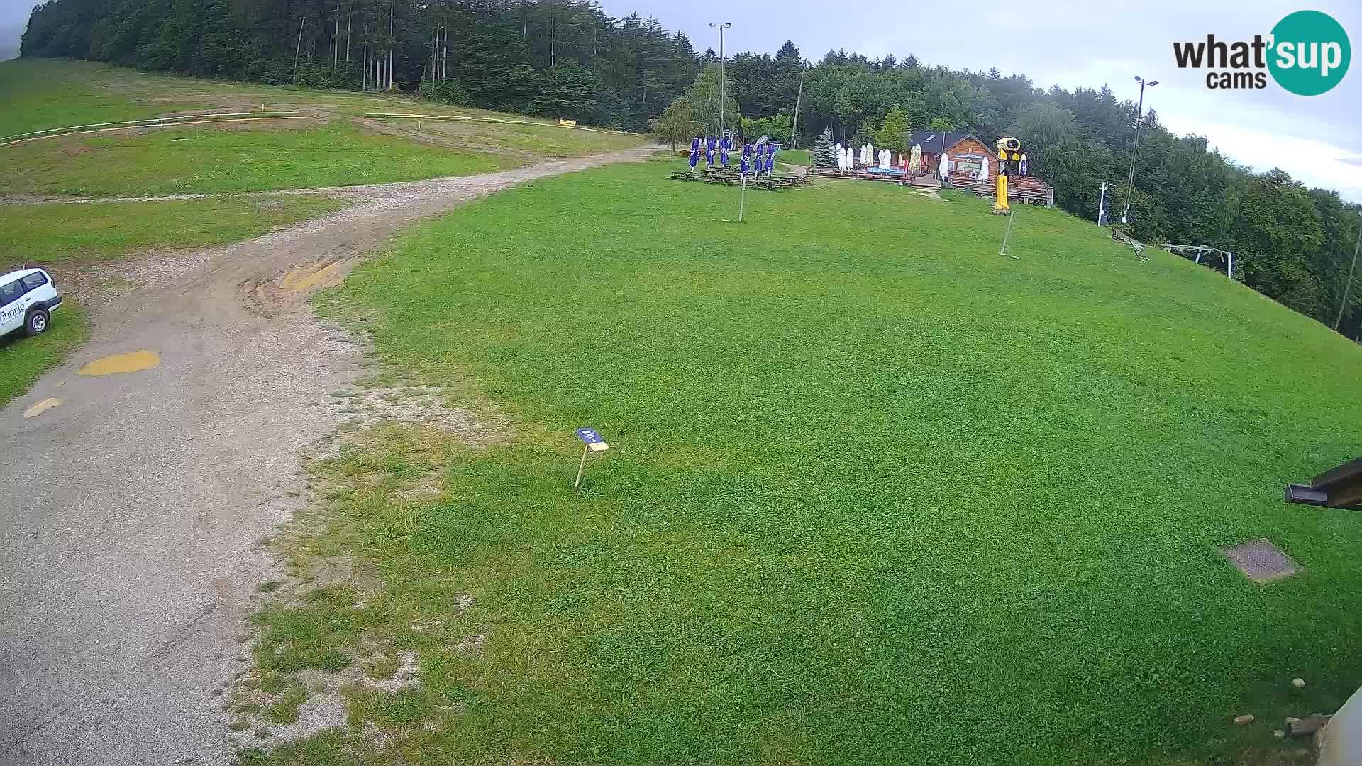 Maribor Pohorje  ski resort – Trikotna Jasa