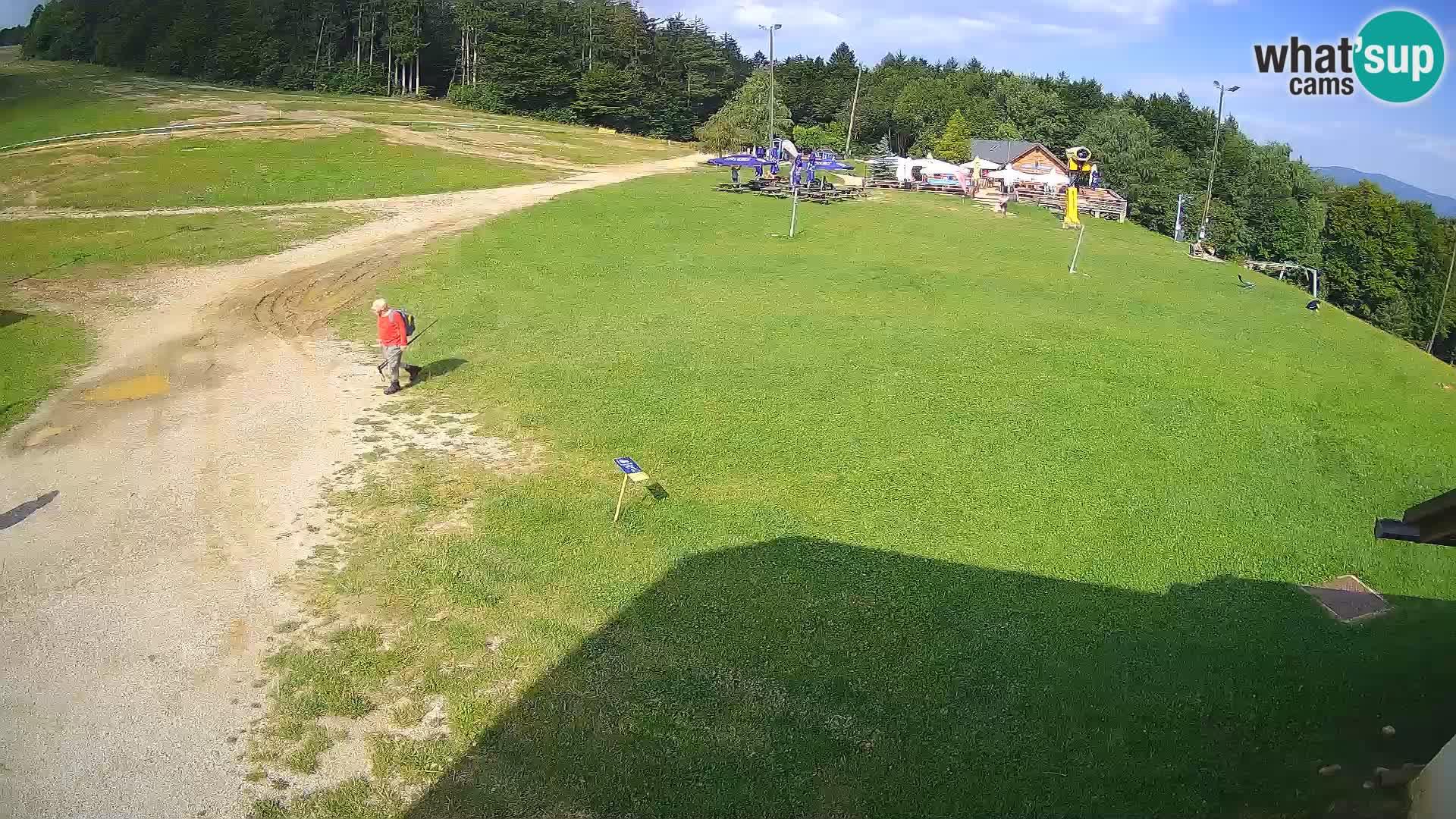 Station de ski Pohorje – Trikotna Jasa