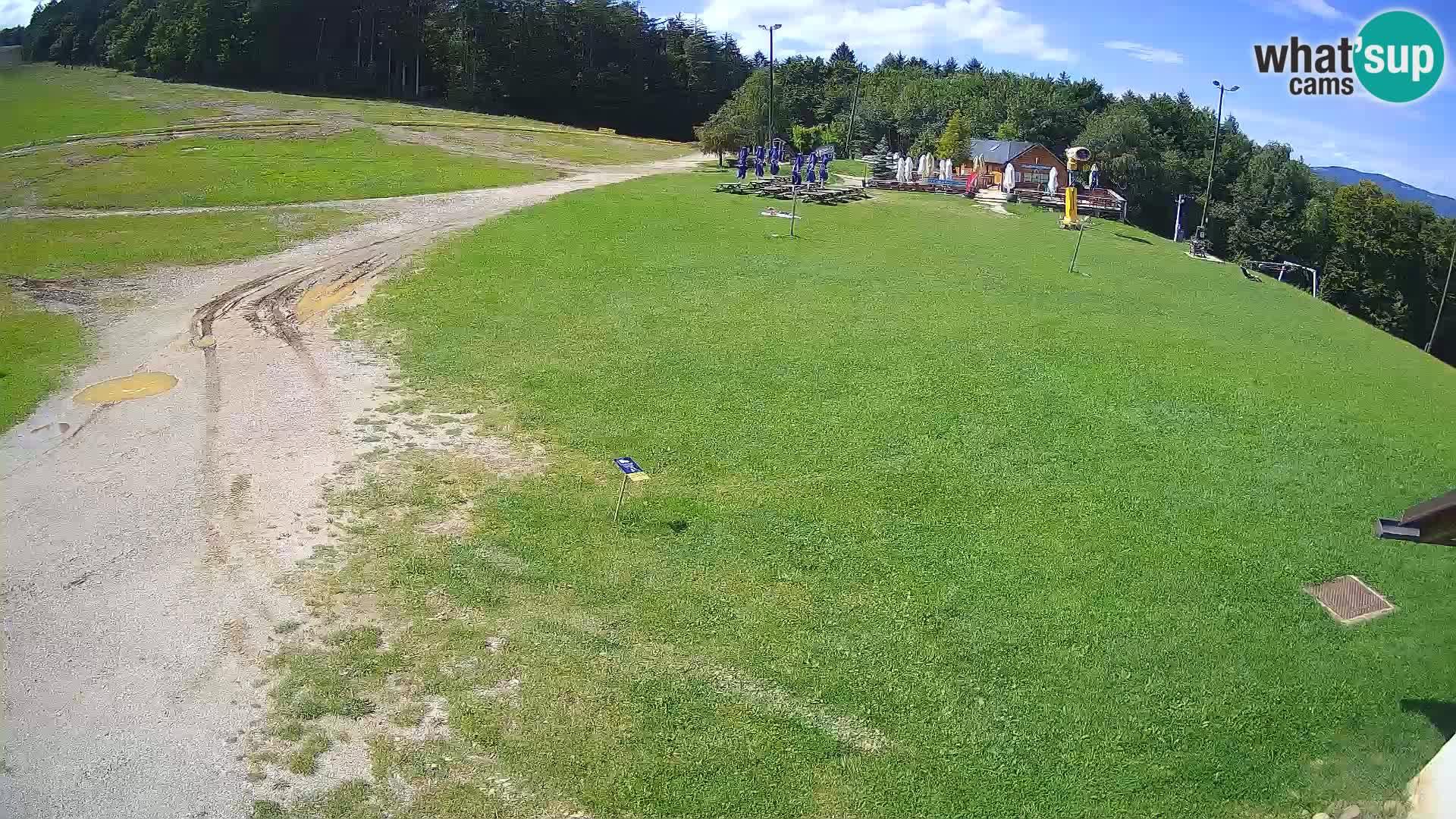 Smučišče mariborsko Pohorje – Trikotna Jasa