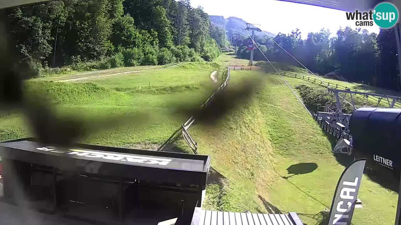 Maribor Pohorje – Donja stanica uspinjače