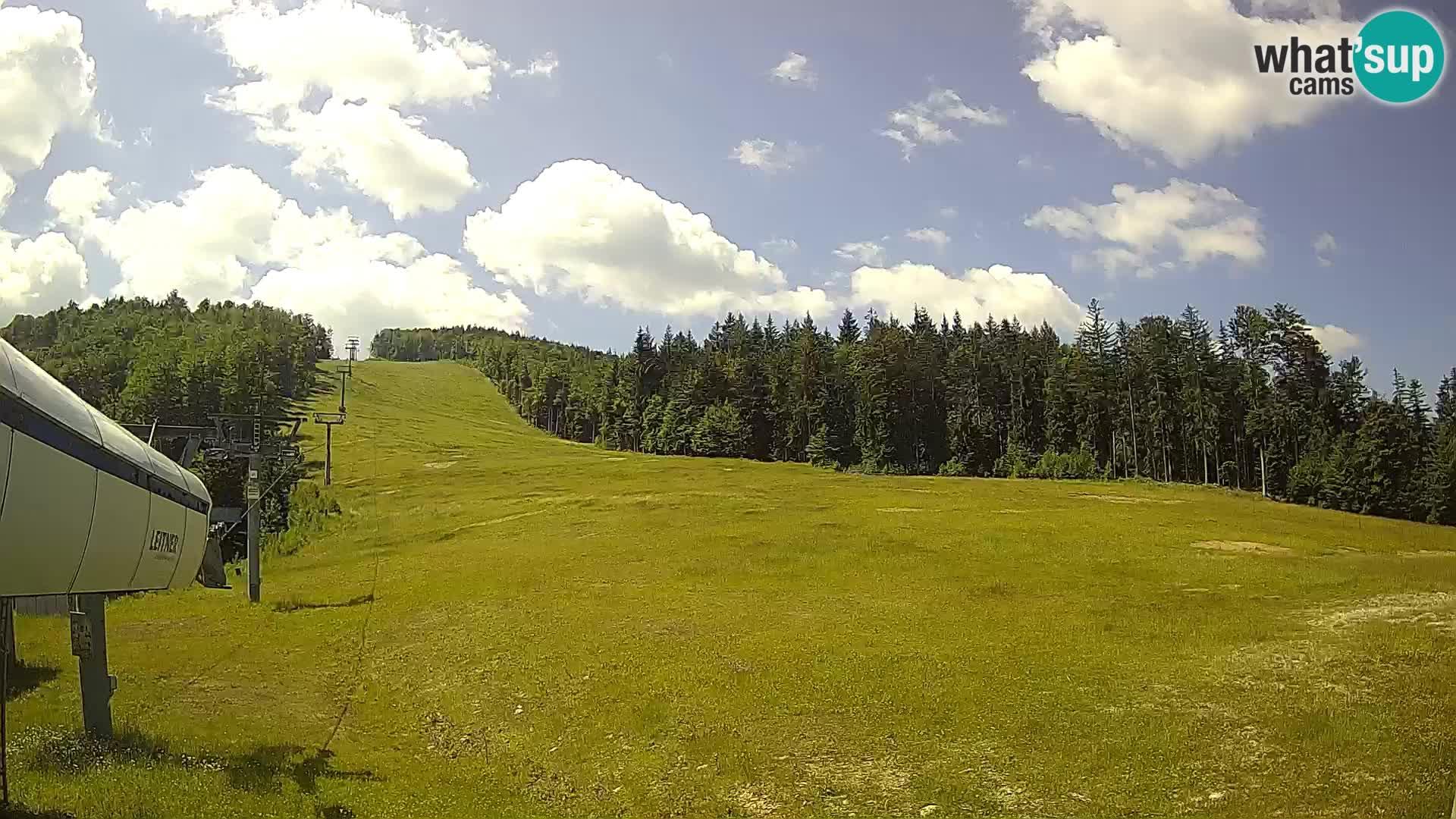 Smučišče Pohorje Maribor – Pisker (spodaj)
