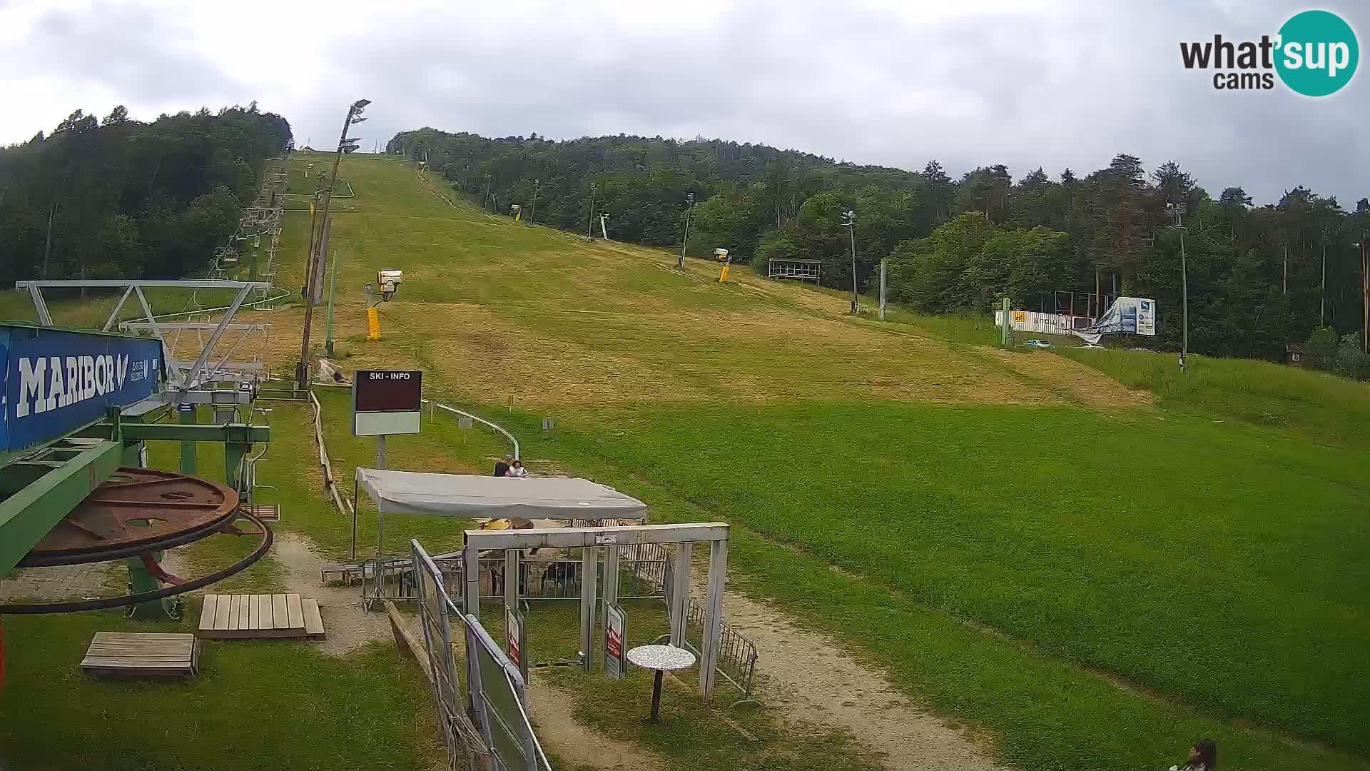 Skigebiet Maribor Pohorje – Schnee-Stadion