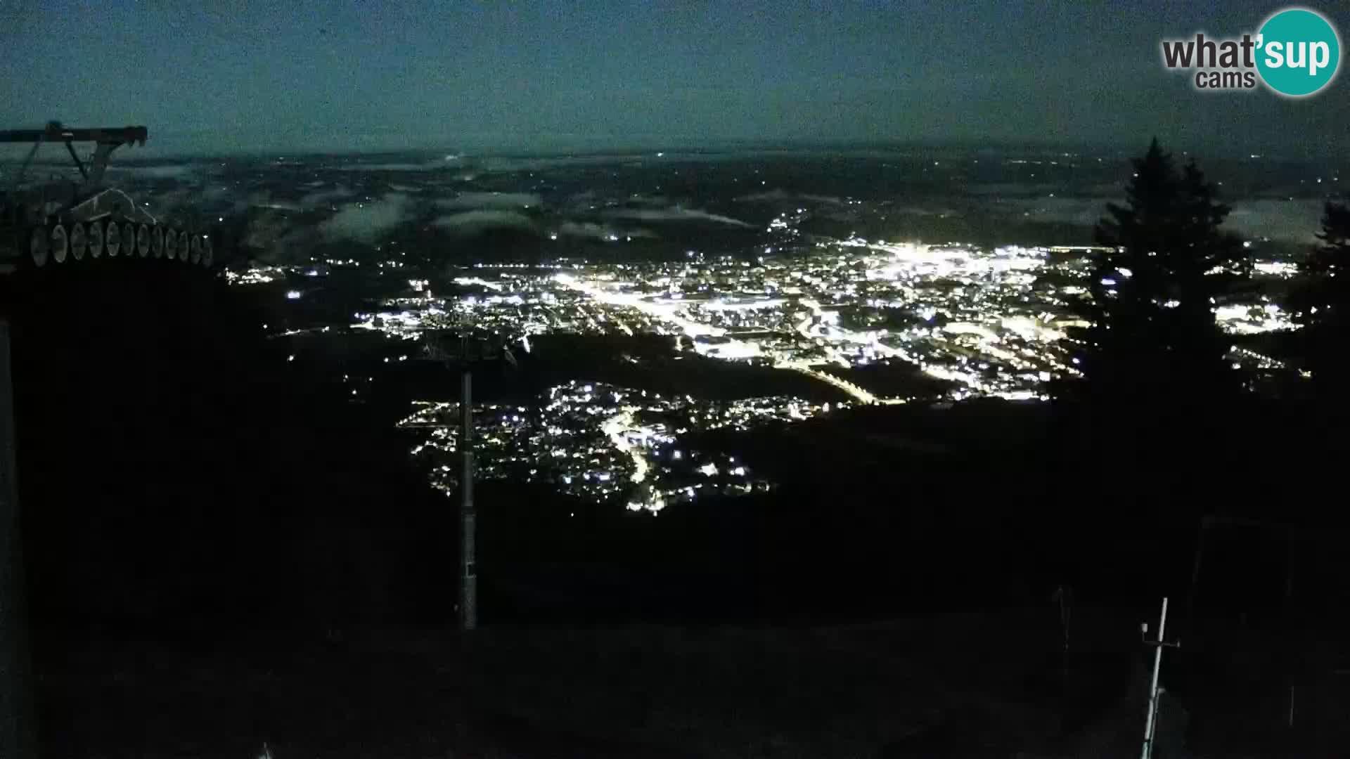 Station ski Maribor Pohorje – Bellevue