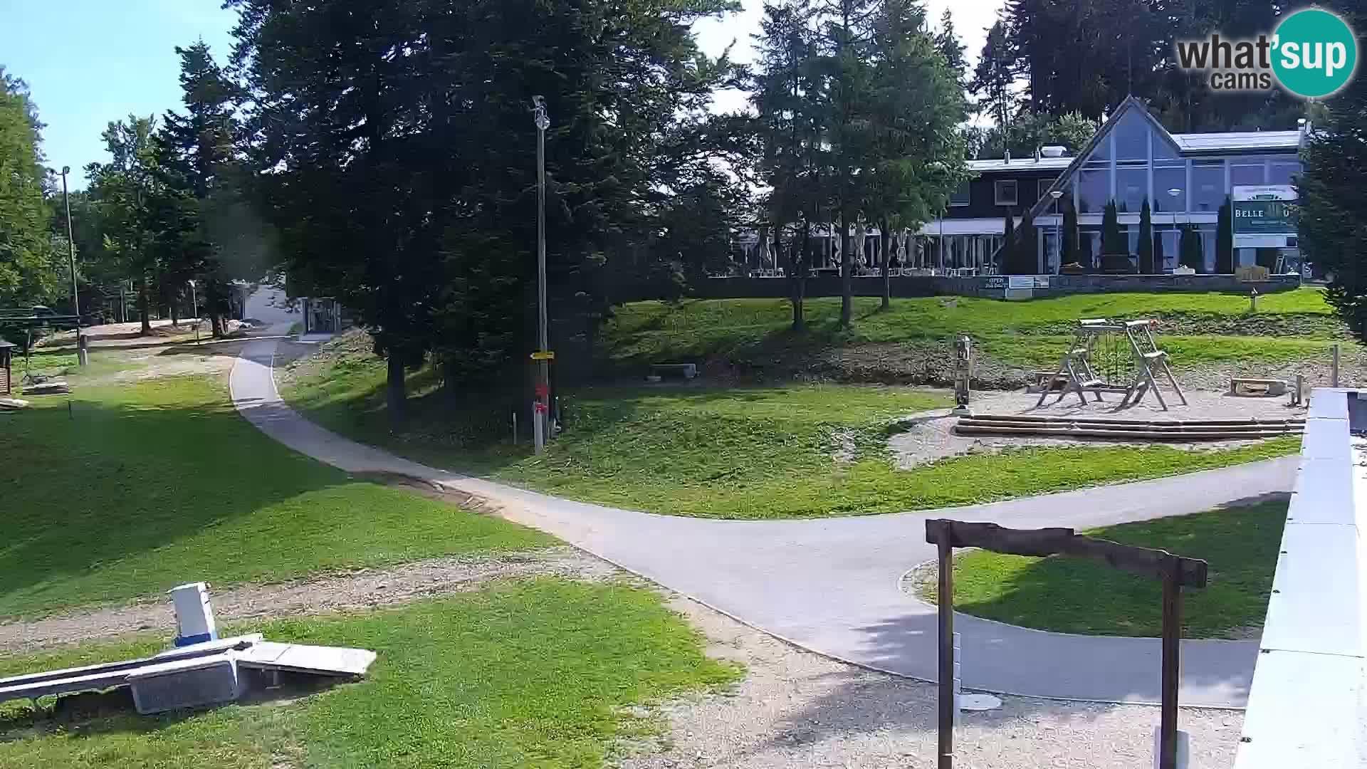 U živo Mariborsko Pohorje – Bellevue