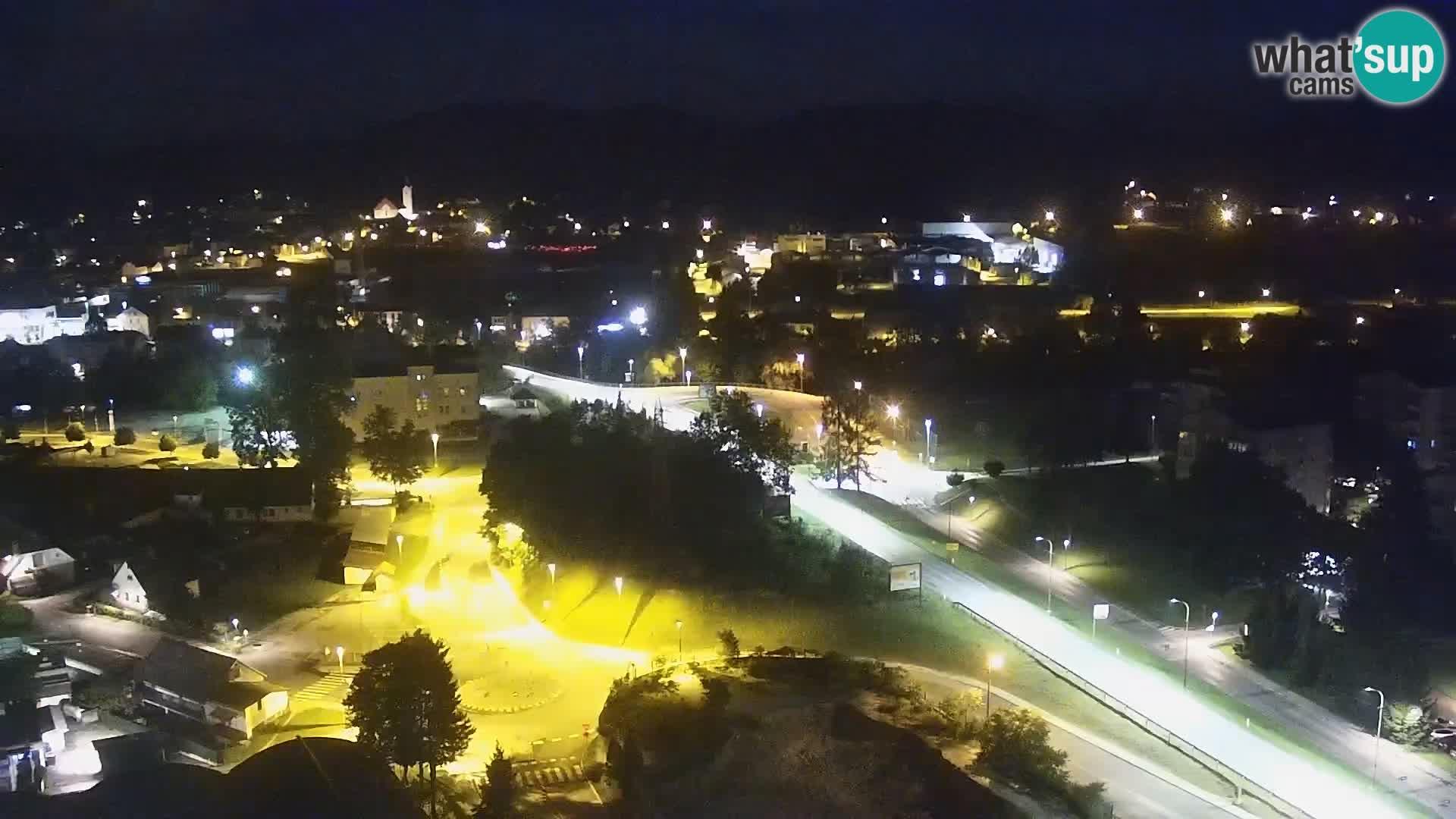 Panorama von Medvode