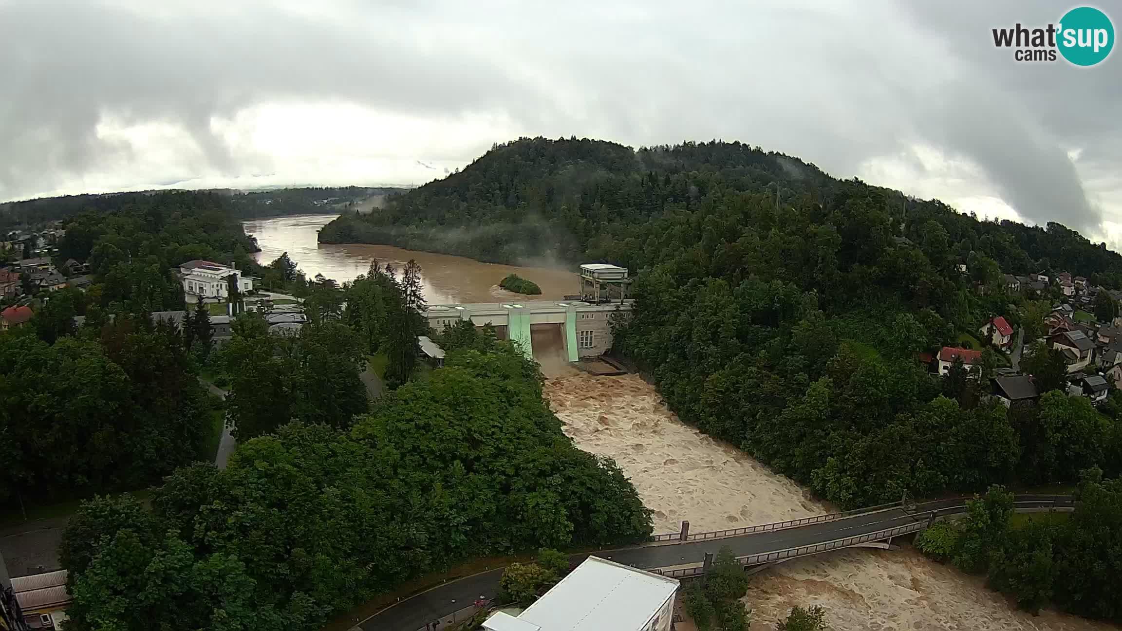 Medvode – Sava in Zbiljsko jezero