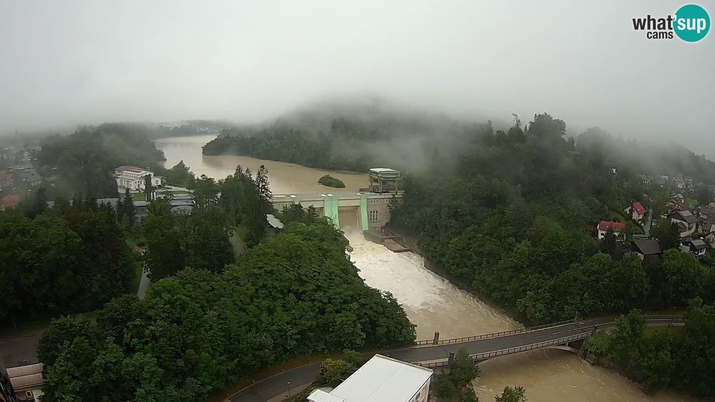 Medvode – Sava y Zbilje Lago