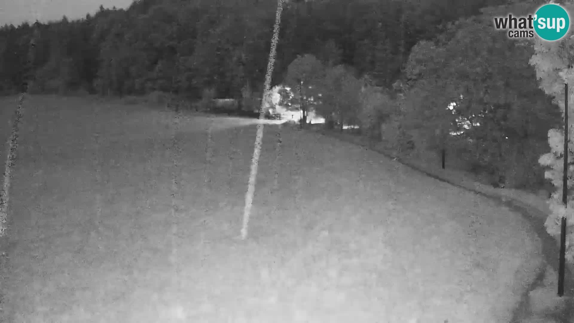 Centro sci nordico a Bonovec