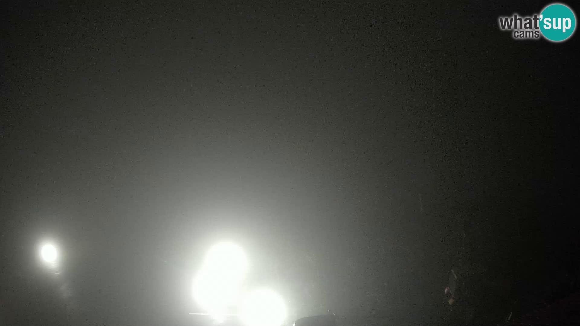 Fattoria agrituristica Široko webcam Most na Soči