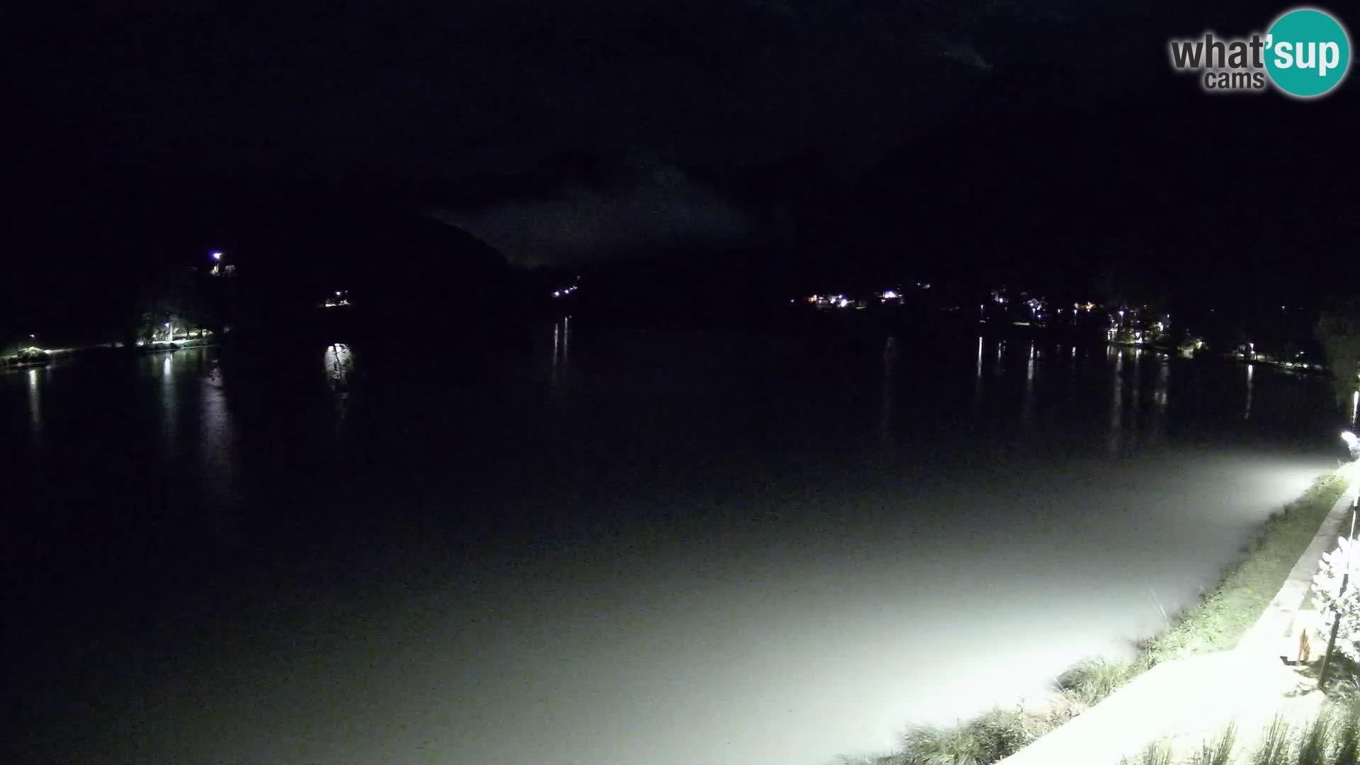 Live Mosta na Soči webcam Slovénie