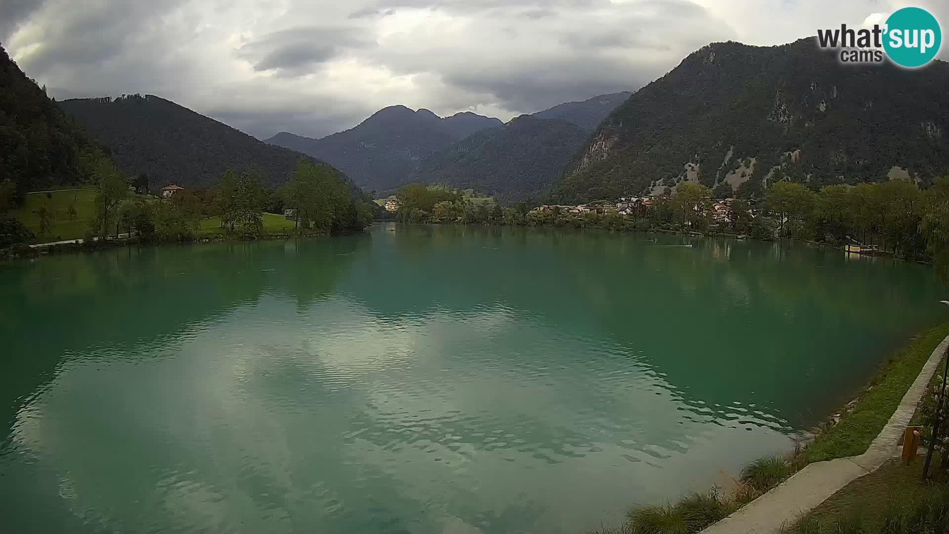 Webcam Most na Soči See – Slowenien
