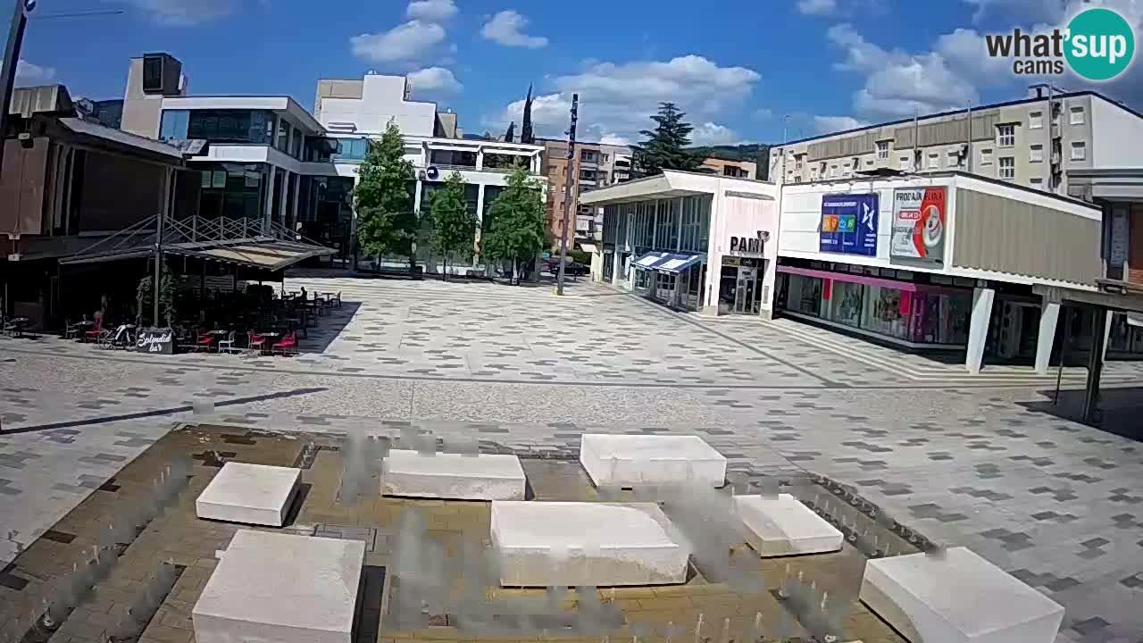 Bevk square – Nova Gorica