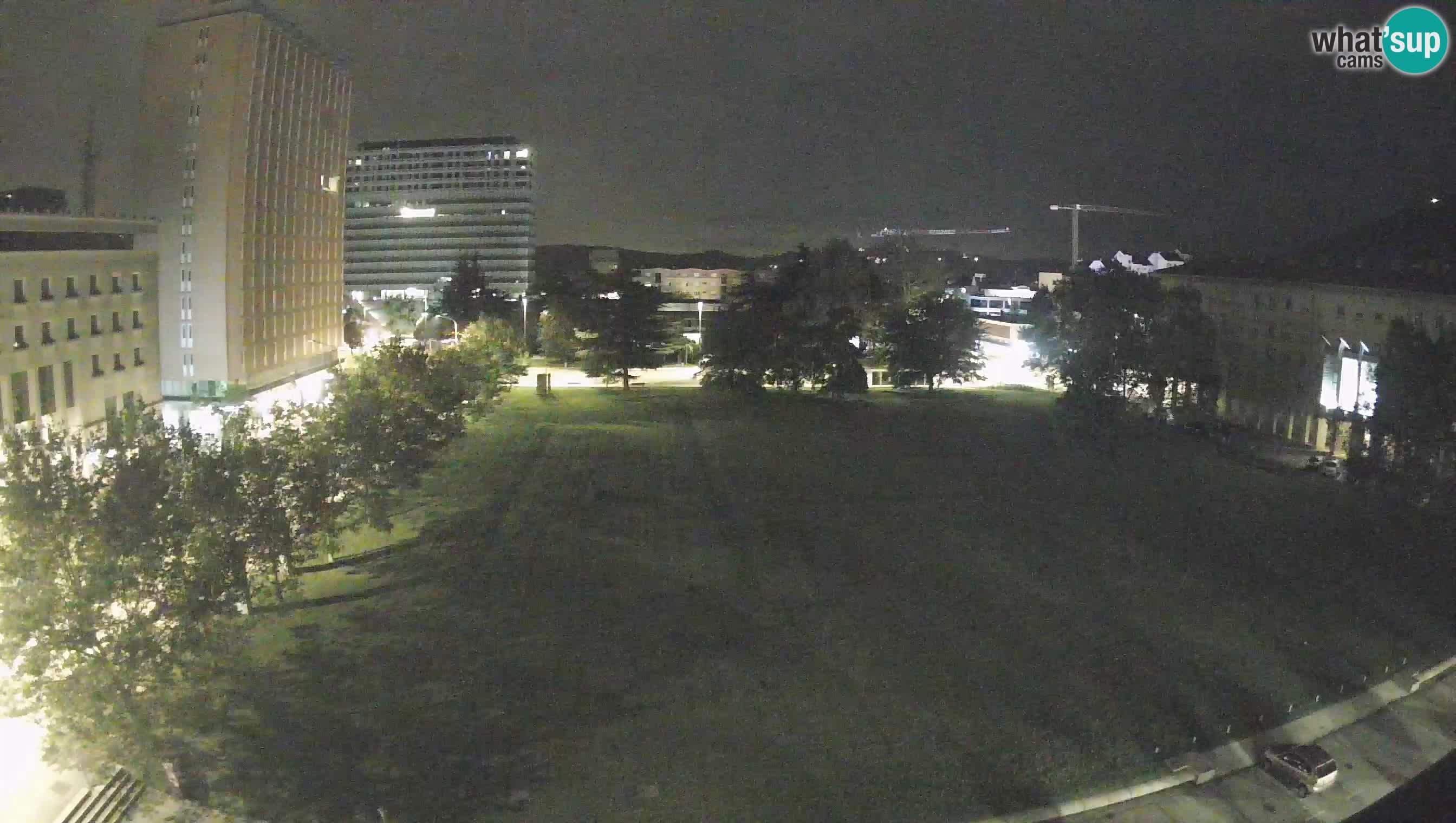 Camera en vivo Nova Gorica – Plaza Edvard Kardelj