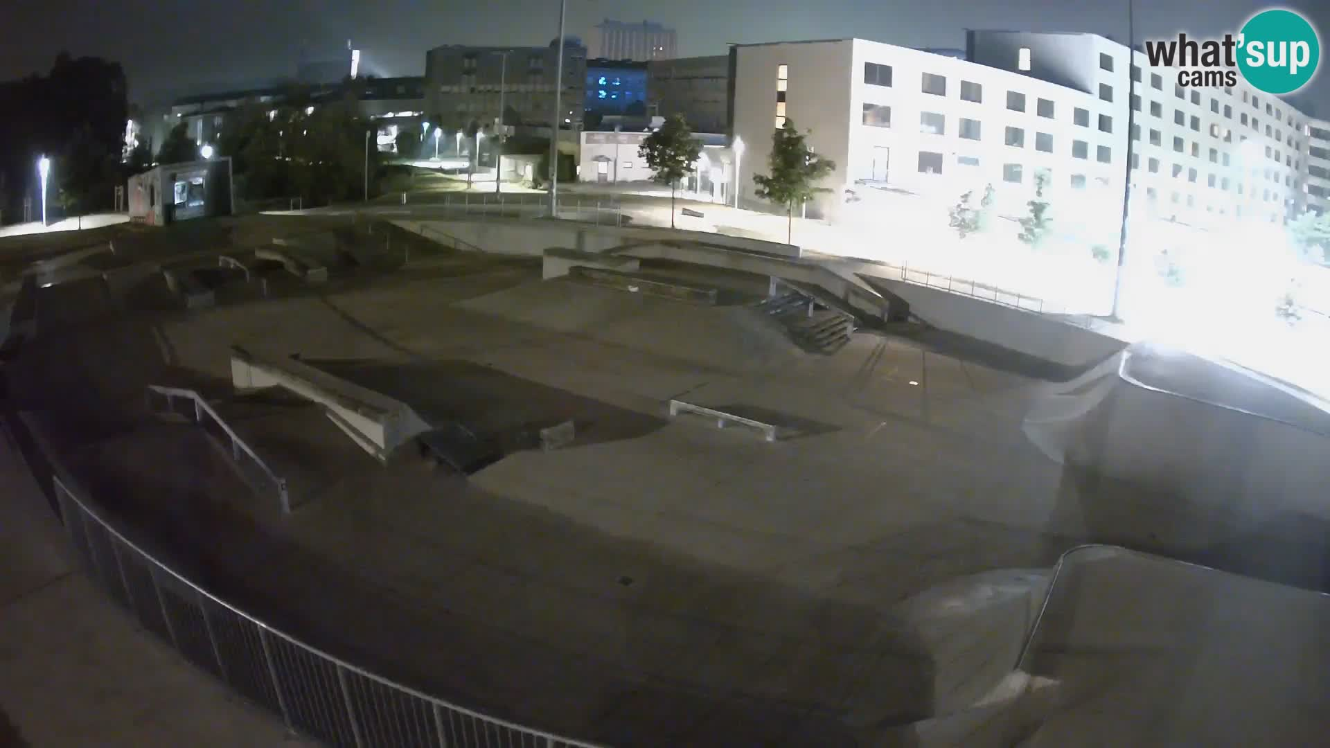 Skate park Nova Gorica – pogled 1