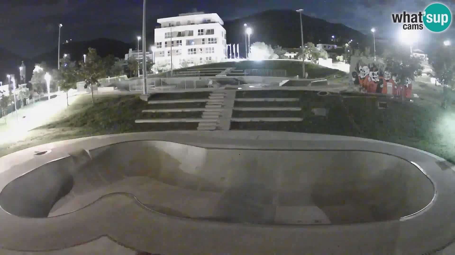 Skate park Nova Gorica – pogled 3