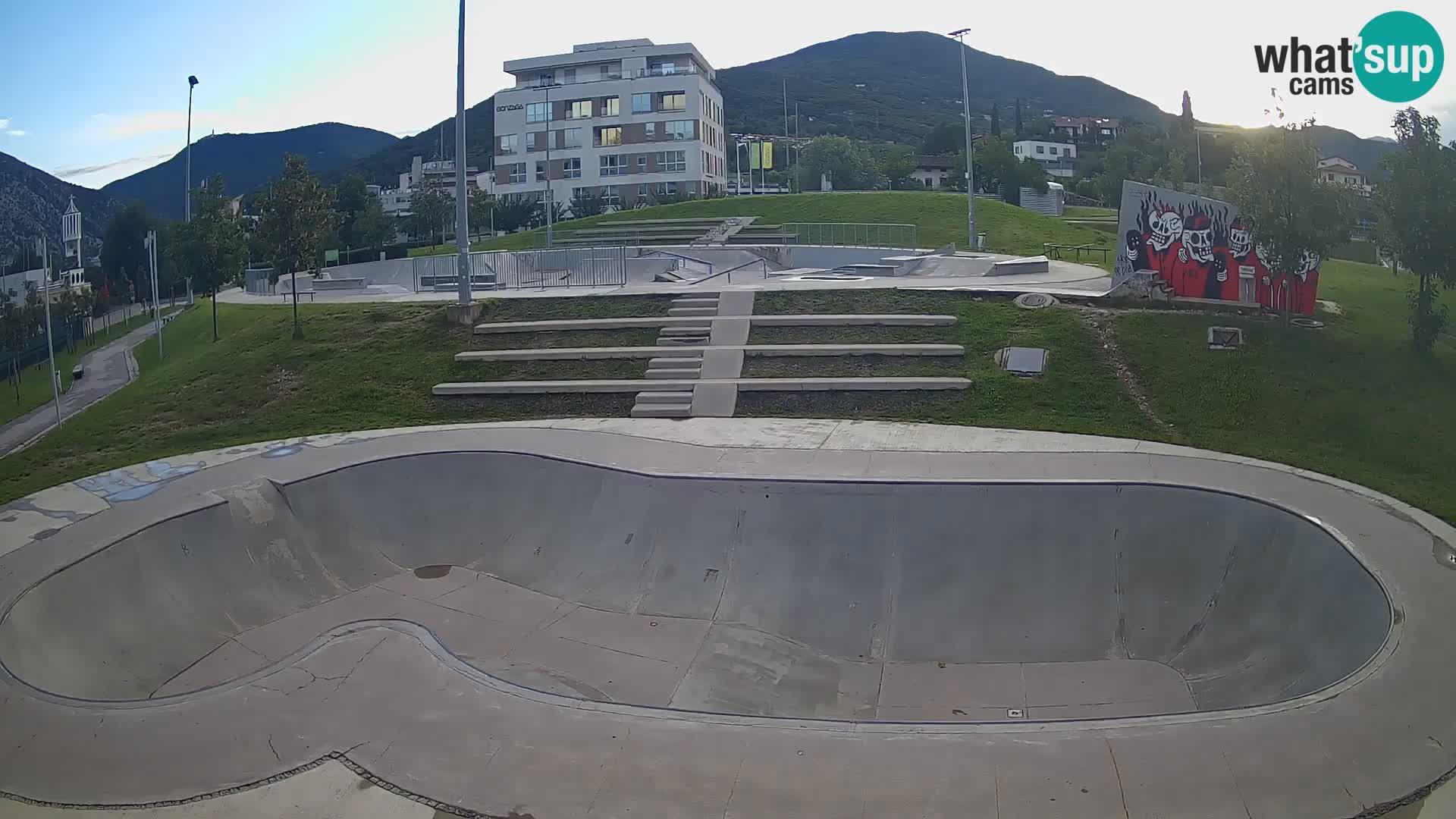 Skate park Nova Gorica – vue 3