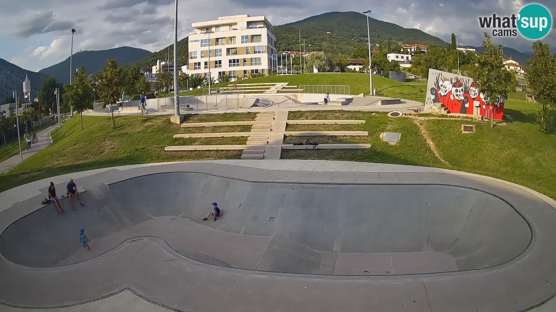 Skate park Nova Gorica – vista 3
