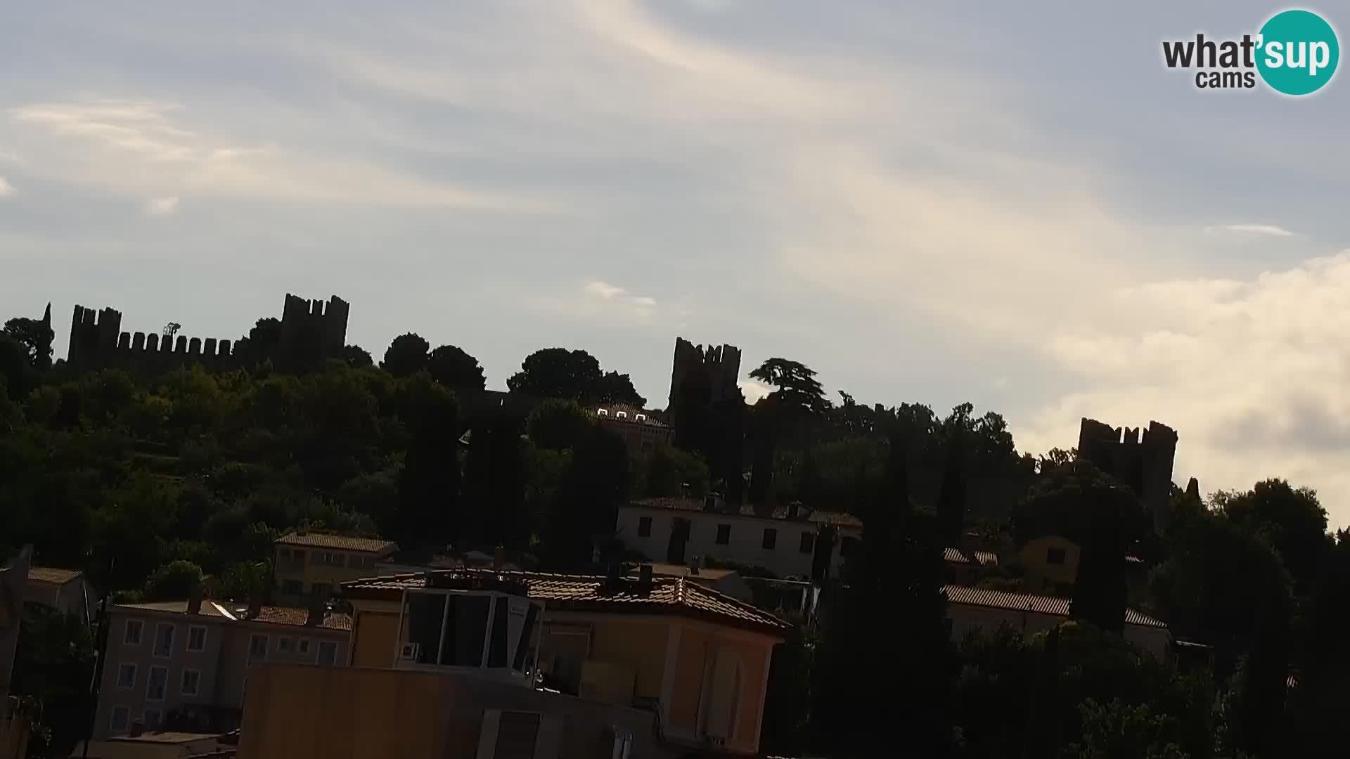 Piransko Nabrežje s Hotela Piran