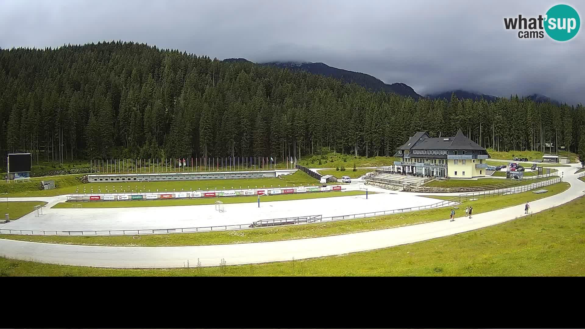 Sportzentrum Pokljuka – Rudno Polje