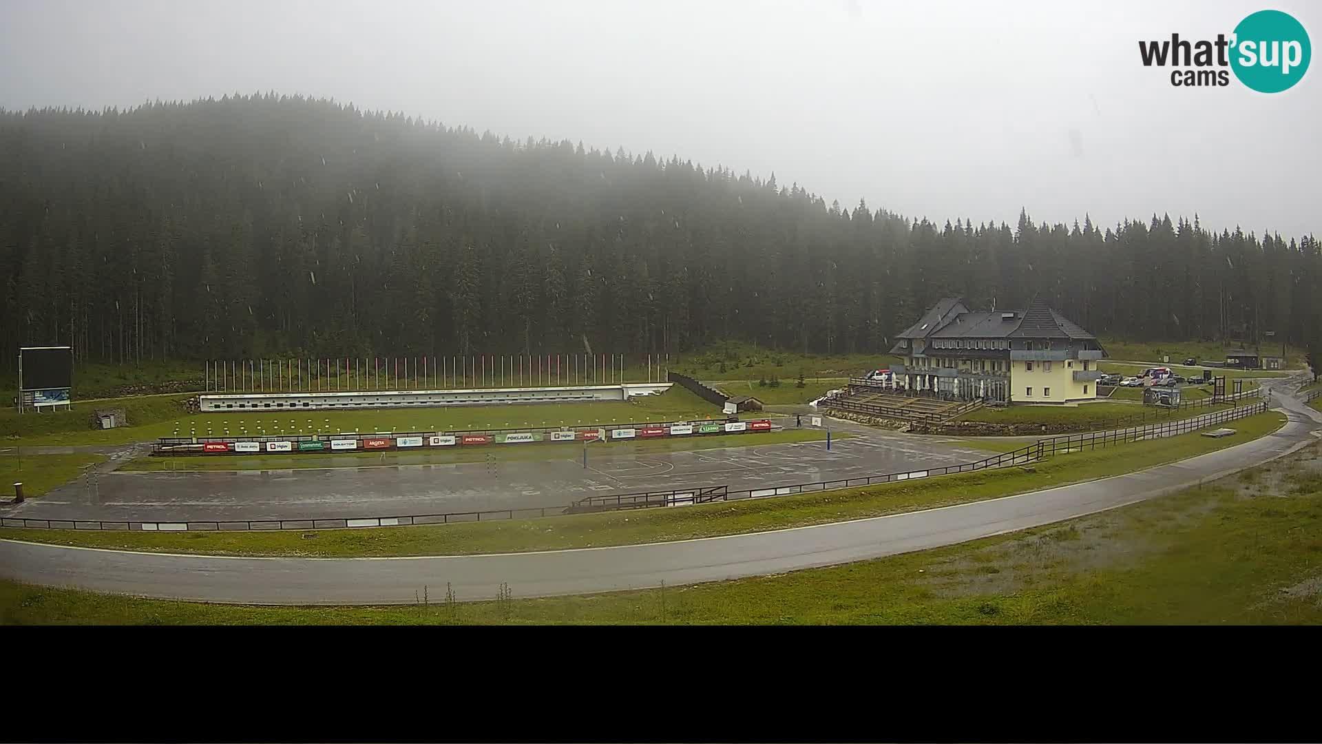 Sports Centre Pokljuka – Rudno Polje