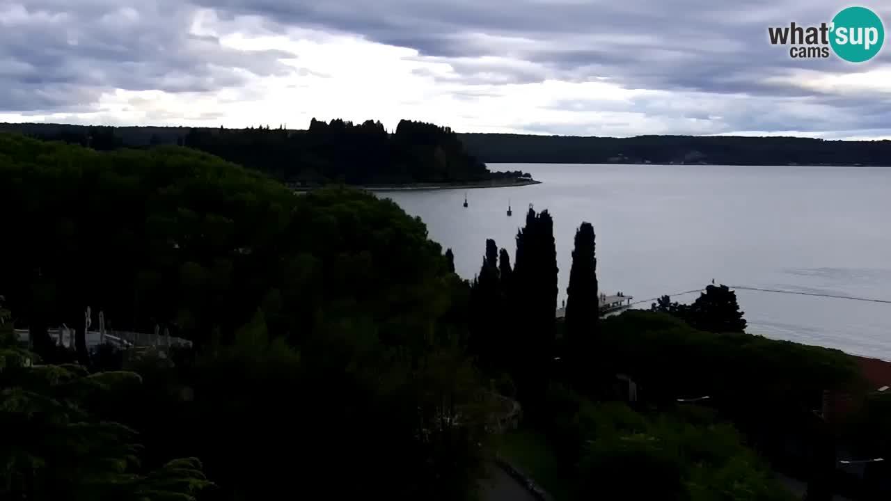 Webcam Portoroz