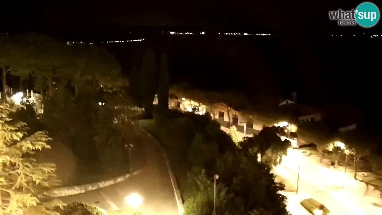 Portorož – panorama webcam