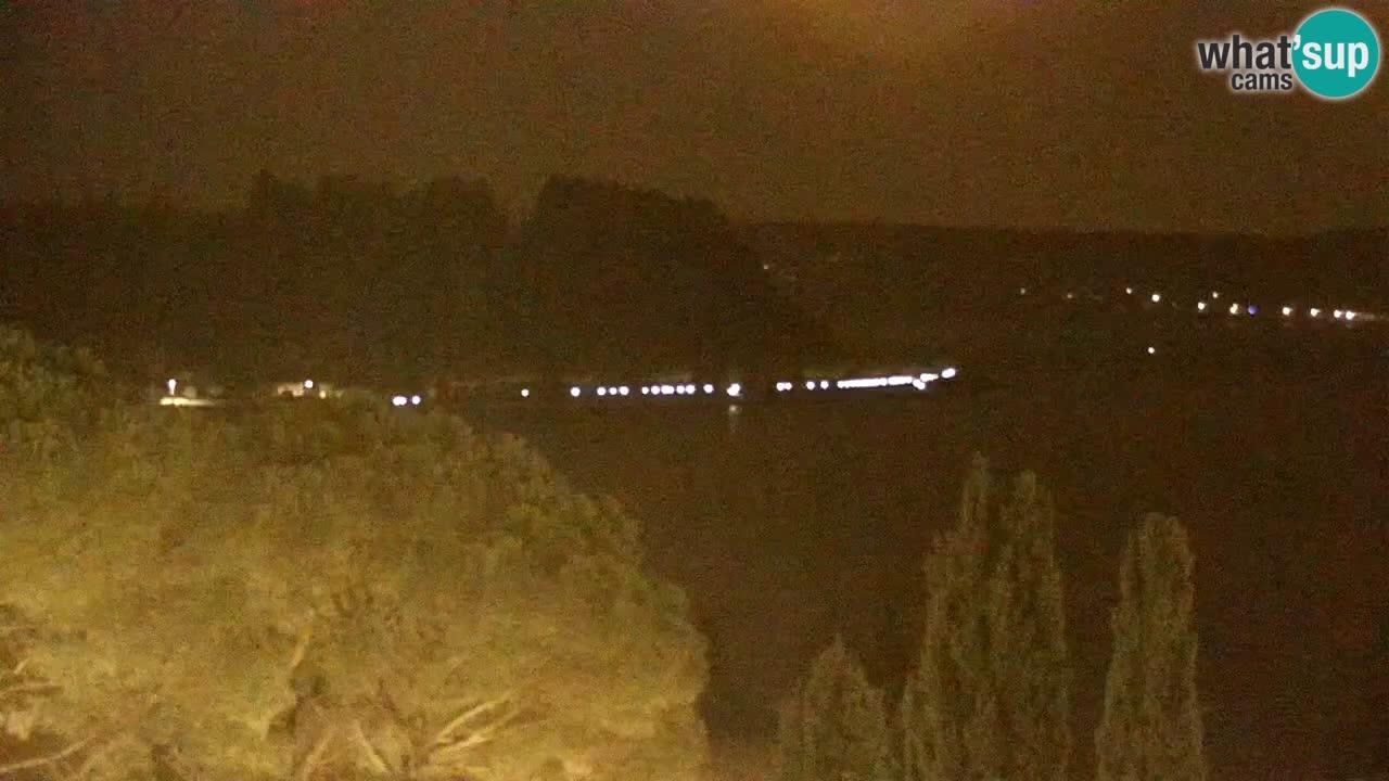 Webcam Portorož – Panorama